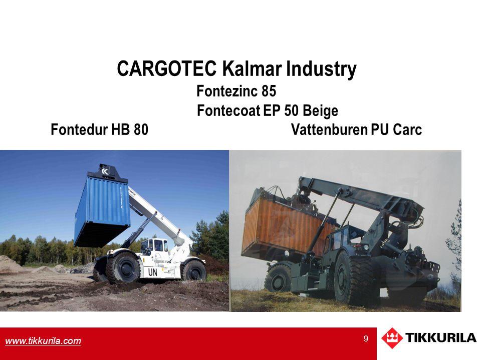 CARGOTEC Kalmar Industry