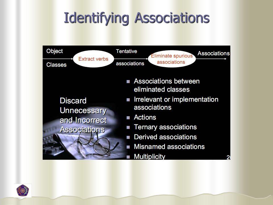 Identifying Associations