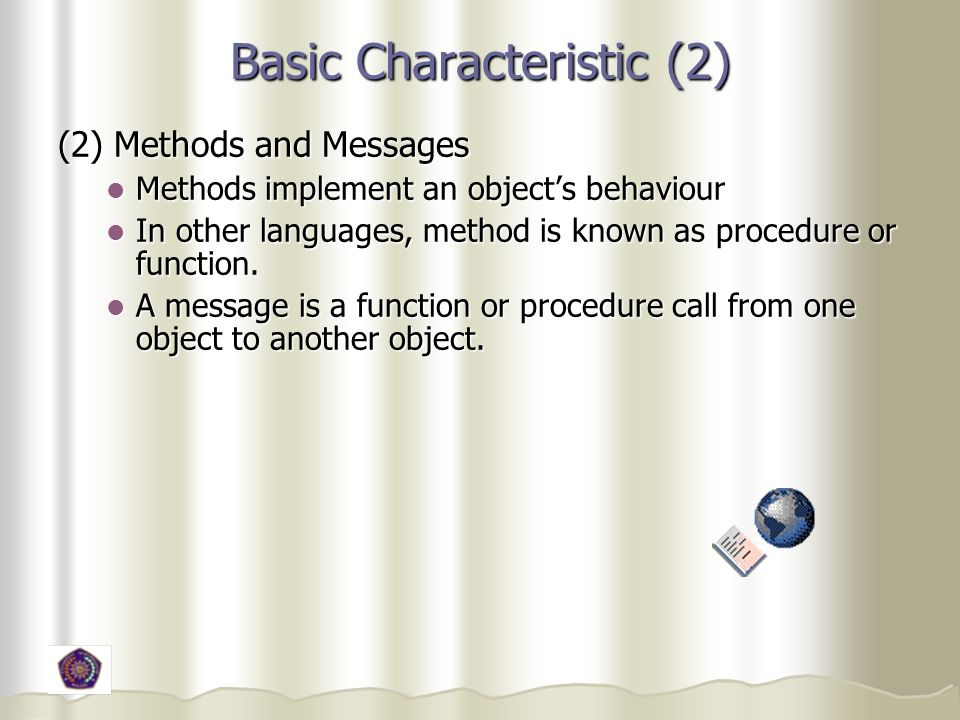 Basic Characteristic (2)