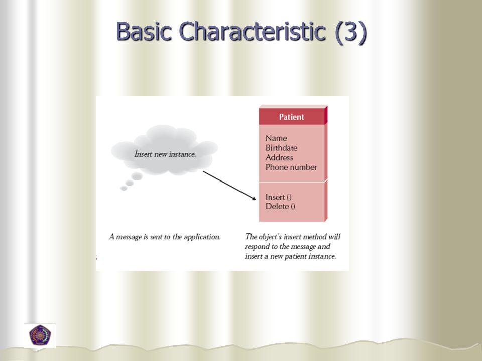Basic Characteristic (3)