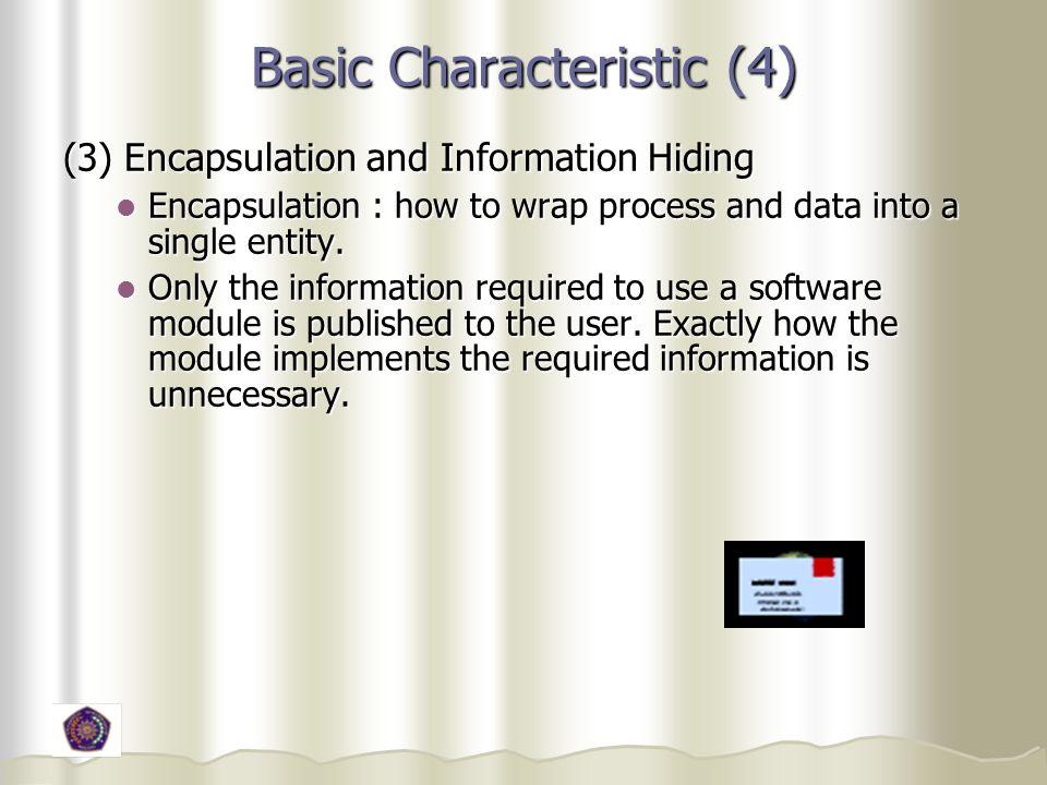 Basic Characteristic (4)