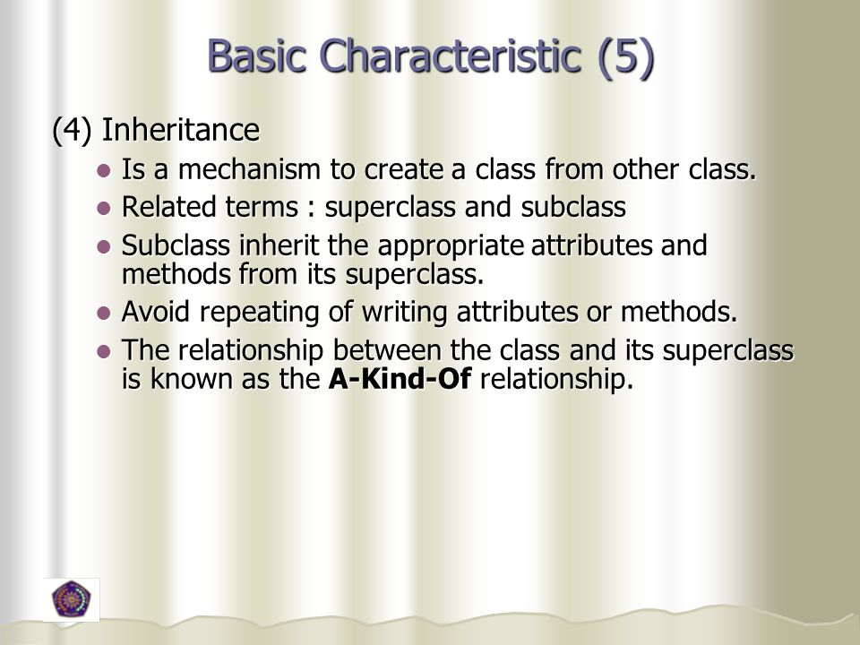 Basic Characteristic (5)