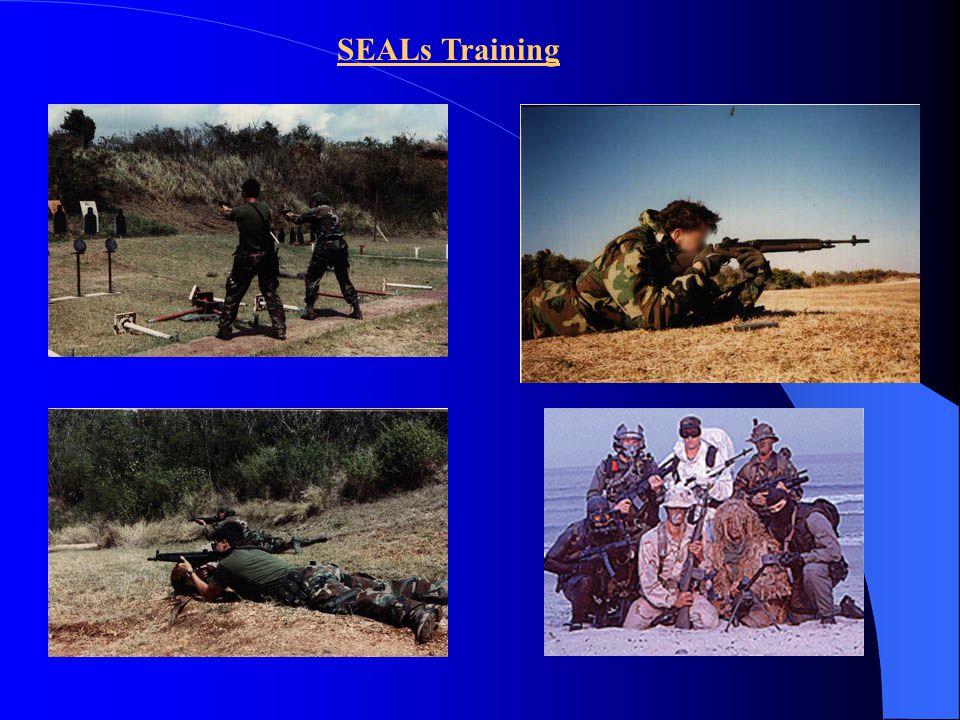 SEALs Training
