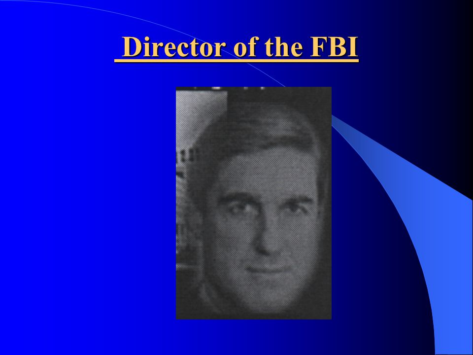 Director of the FBI