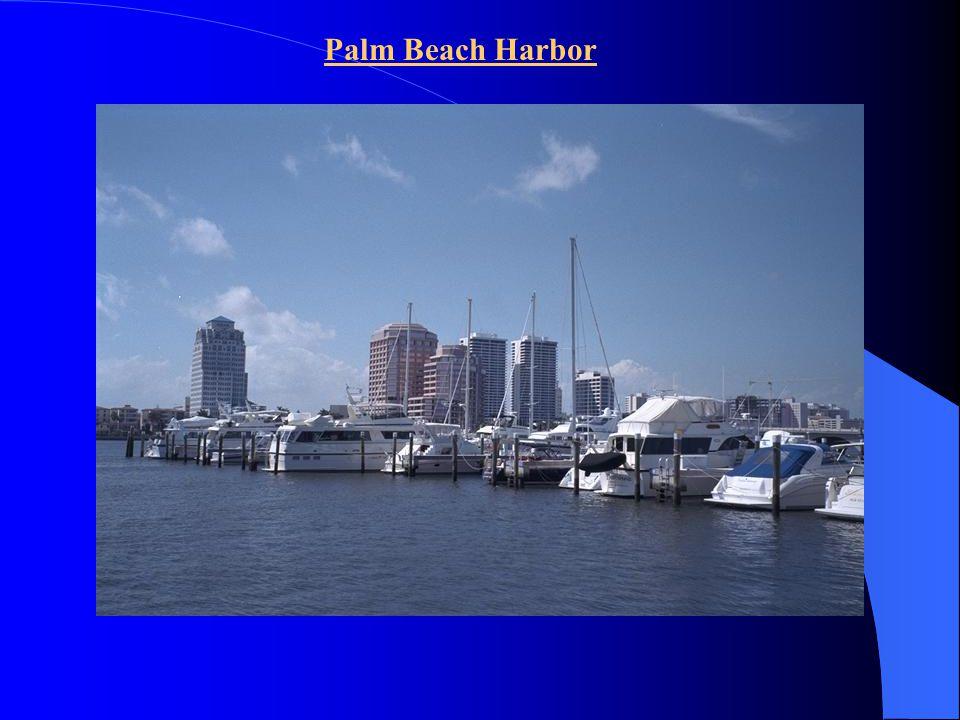 Palm Beach Harbor