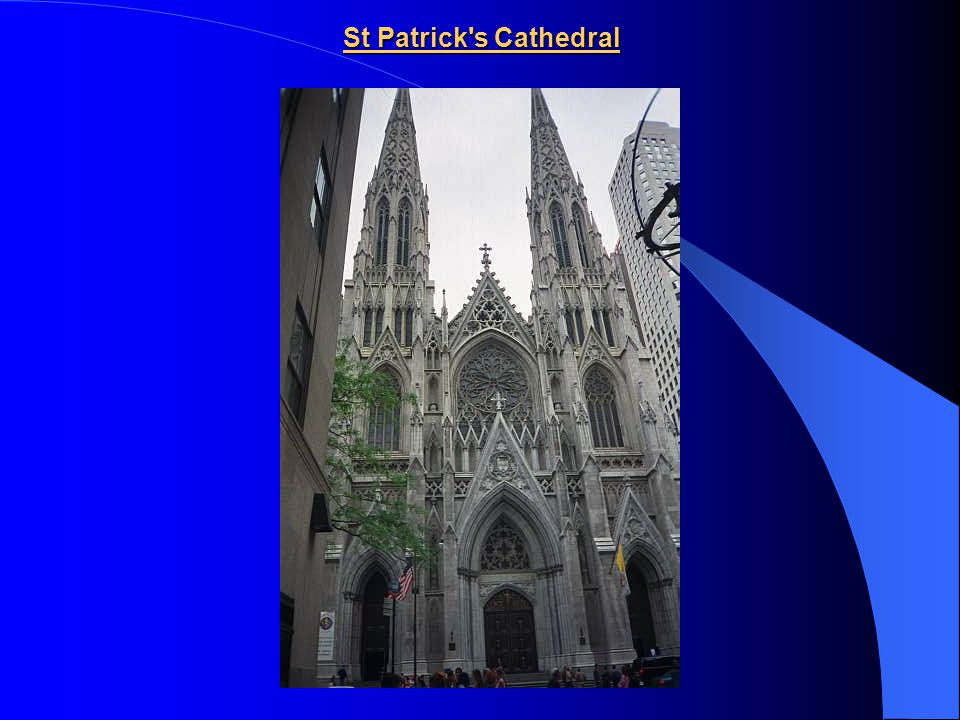 St Patrick s Cathedral