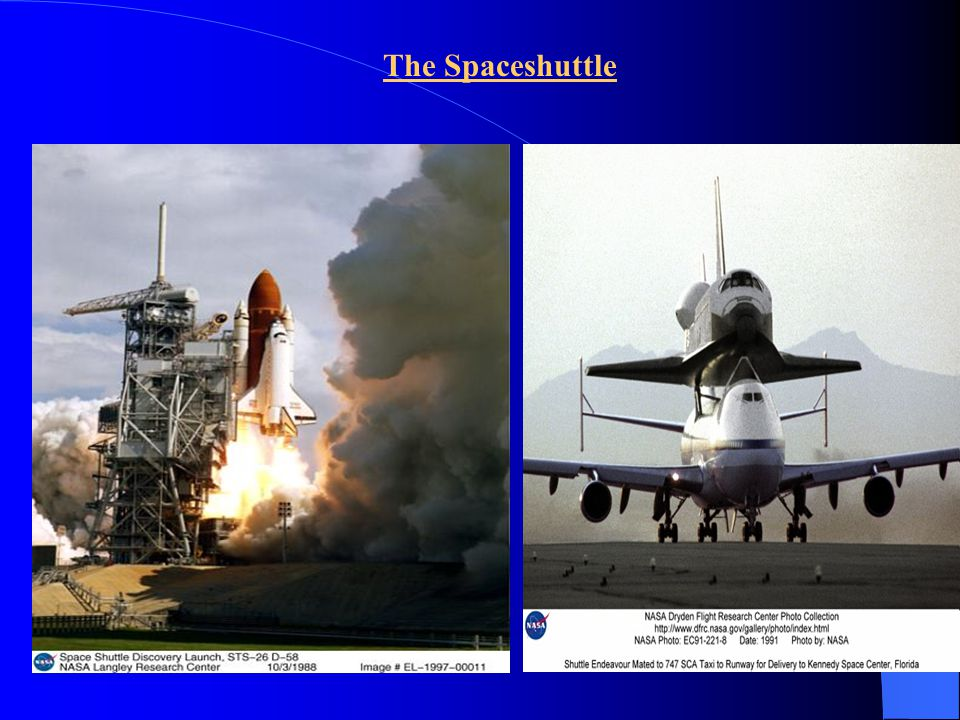 The Spaceshuttle