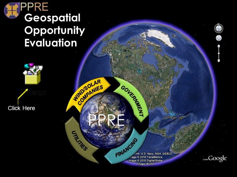 Geospatial Opportunity Evaluation