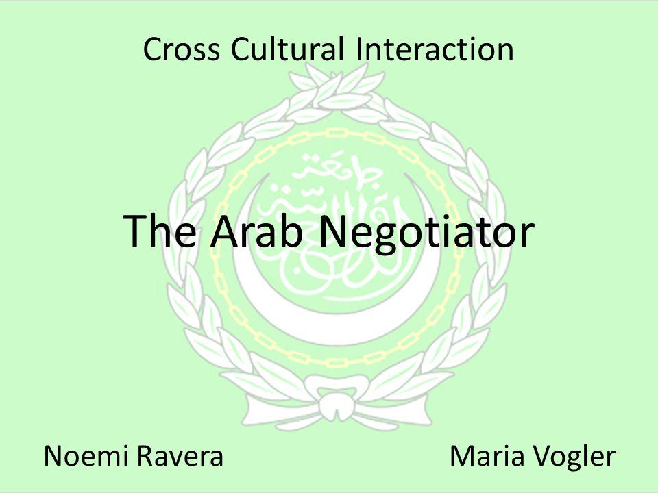 Cross Cultural Interaction