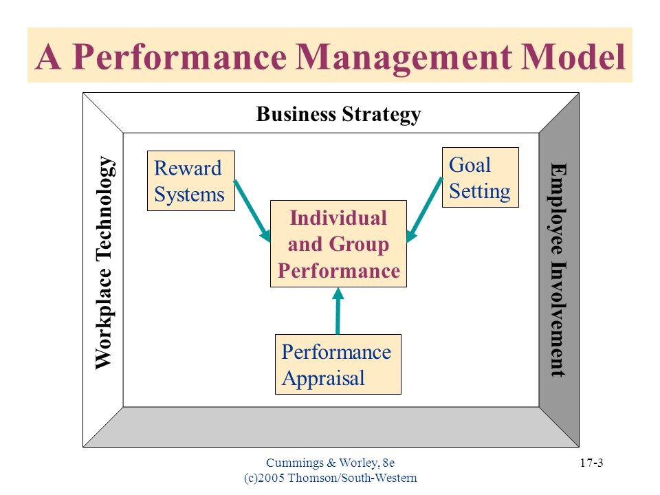 A Performance Management Model