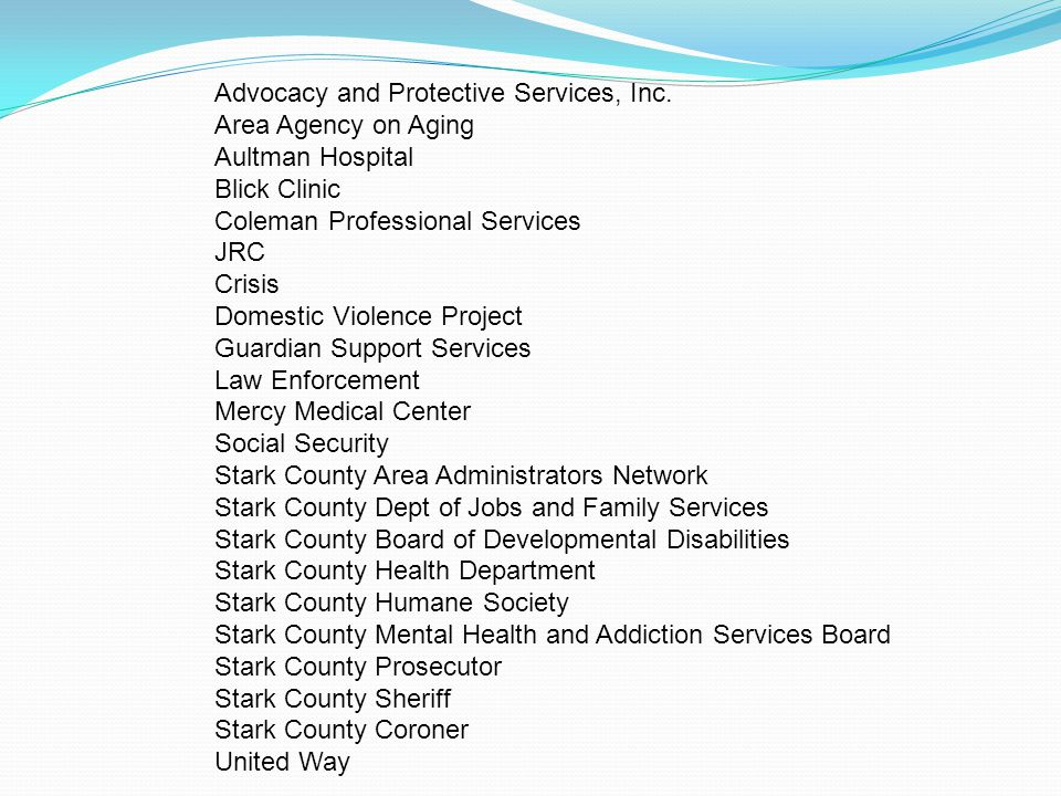 Advocacy and Protective Services, Inc.