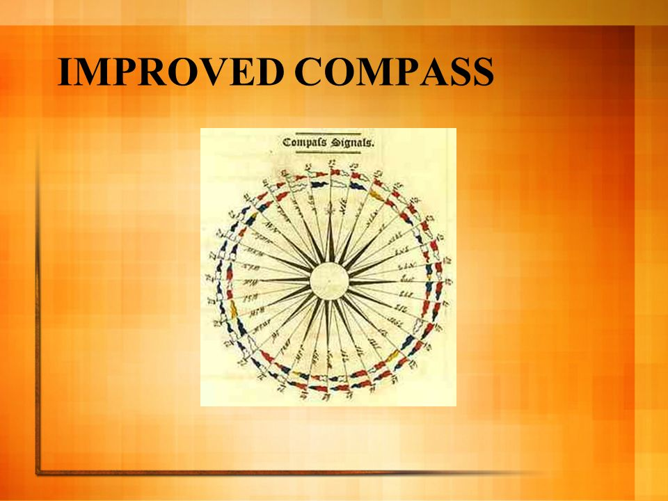 IMPROVED COMPASS