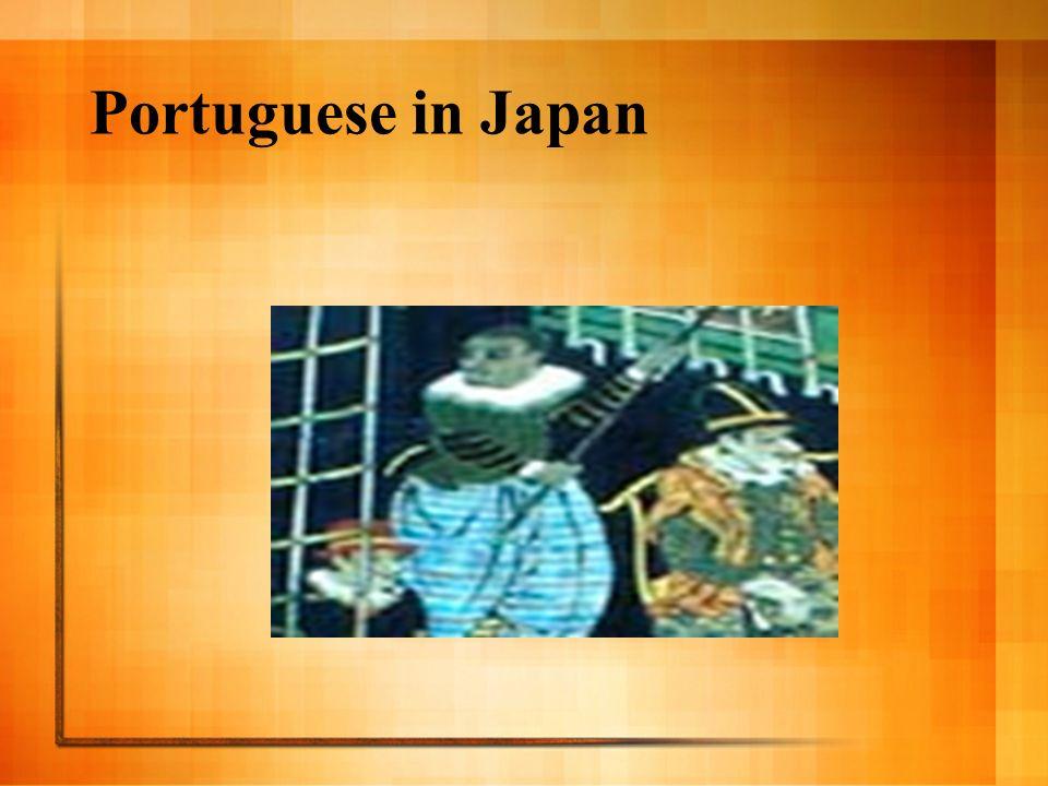 Portuguese in Japan