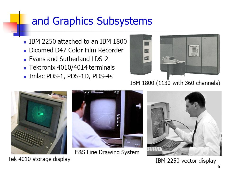 and Graphics Subsystems