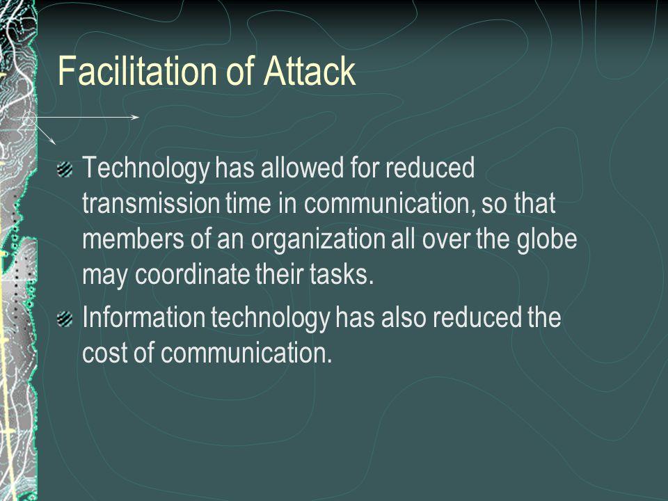 Facilitation of Attack
