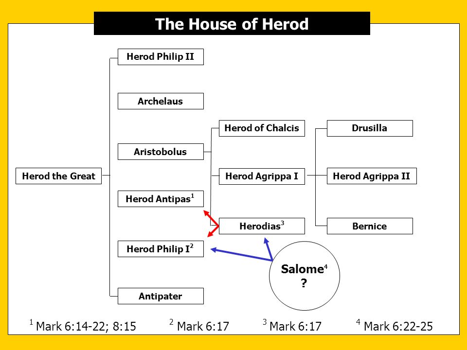 The House of Herod Salome4