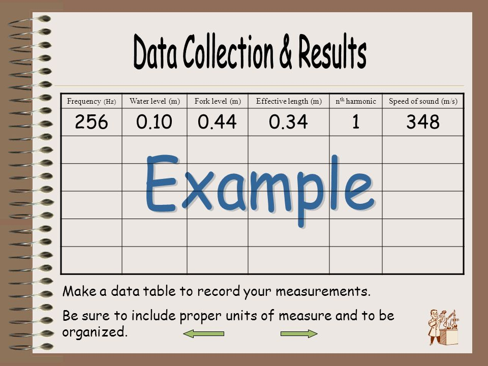 Data Collection & Results