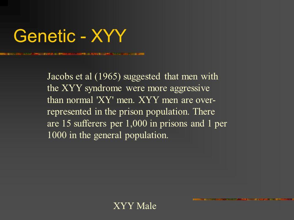 Genetic - XYY