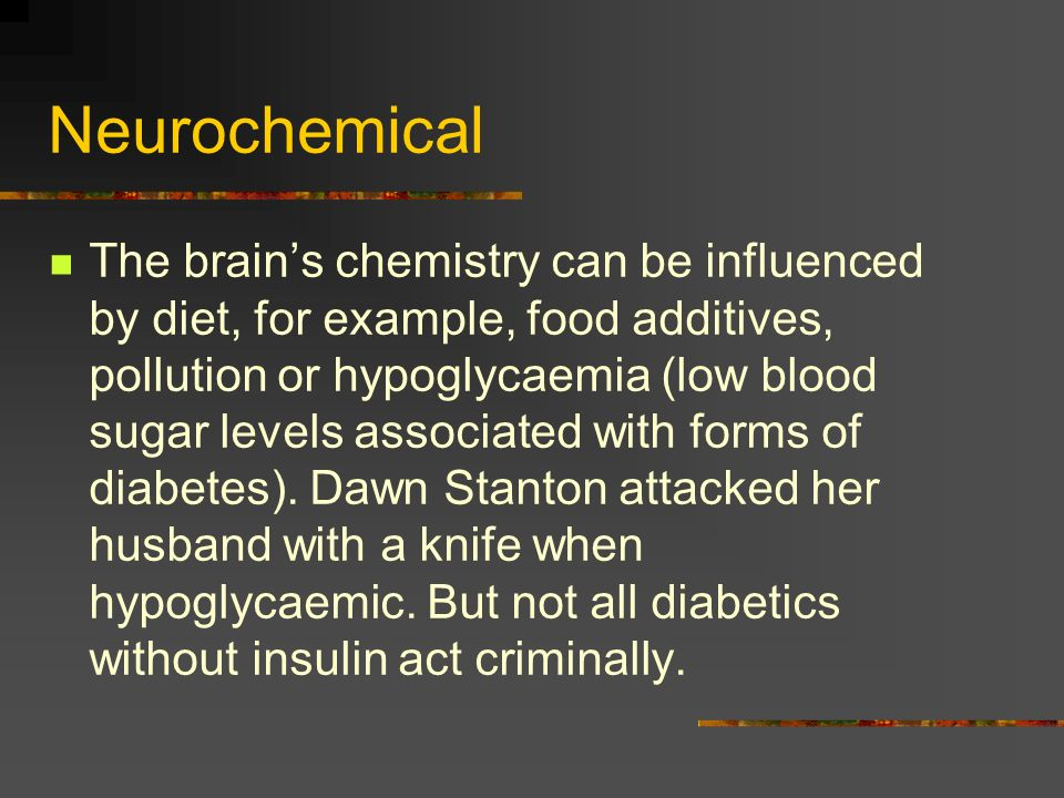 Neurochemical
