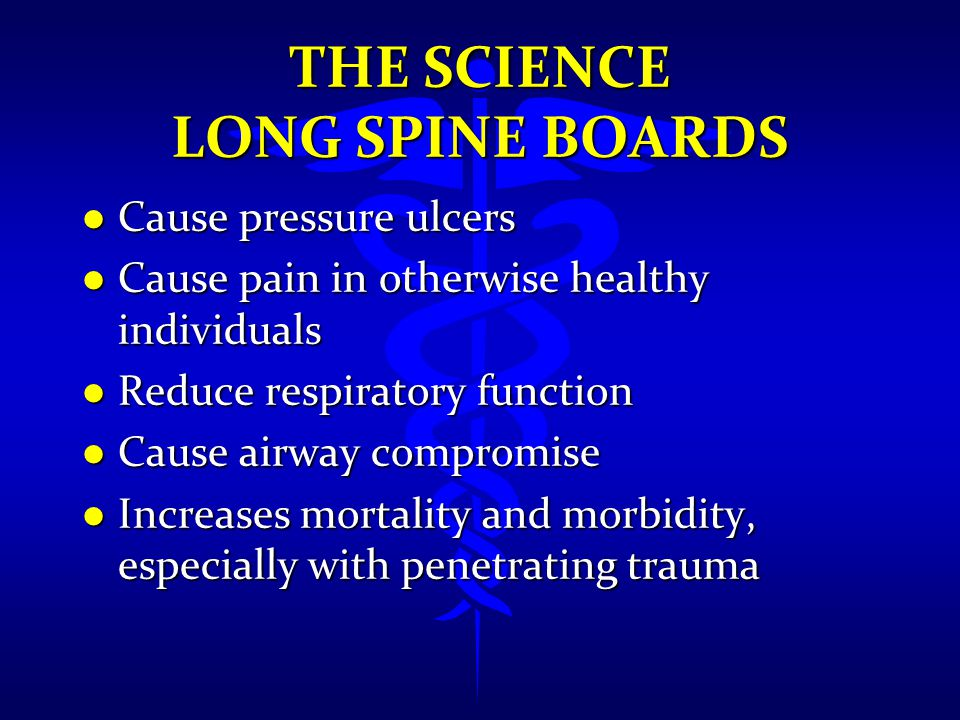 The Science Long Spine Boards