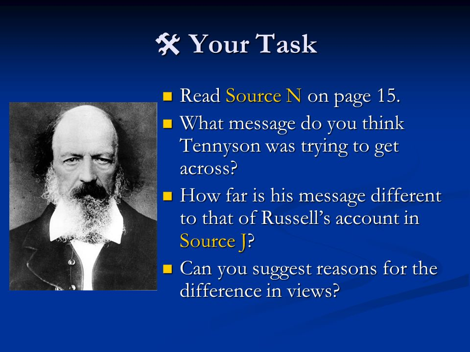  Your Task Read Source N on page 15.