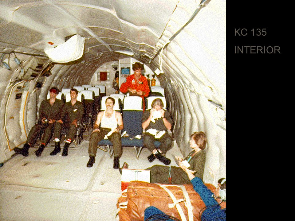 KC 135 INTERIOR