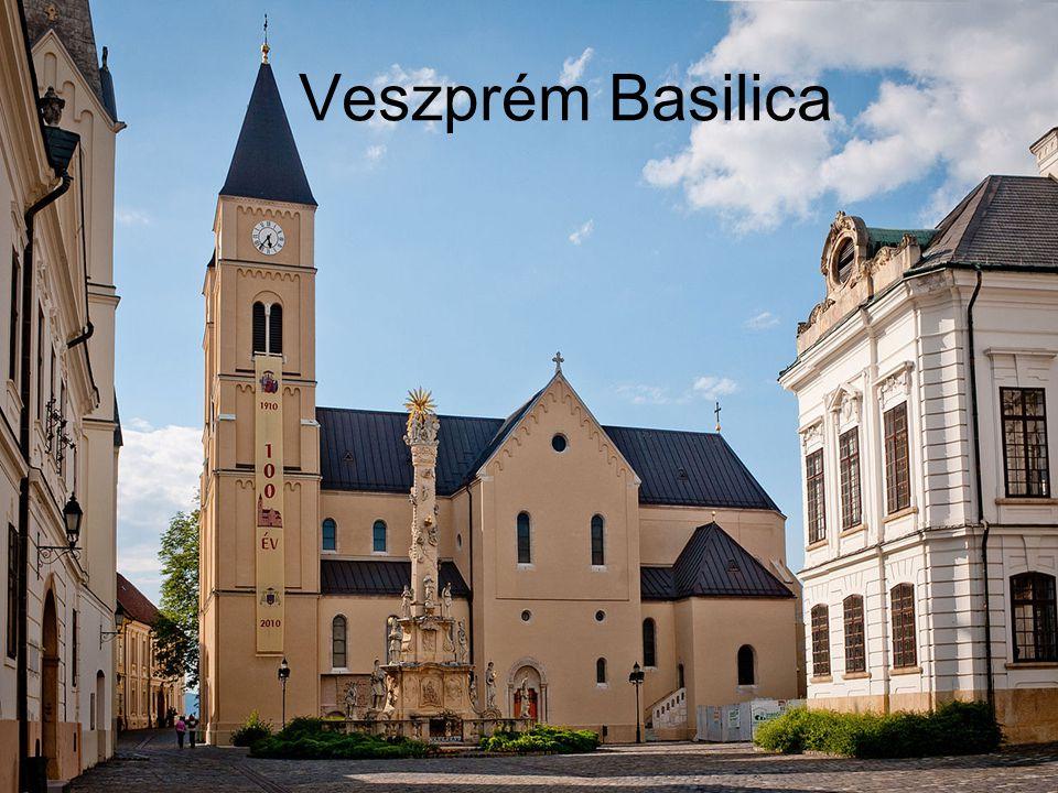Veszprém Basilica