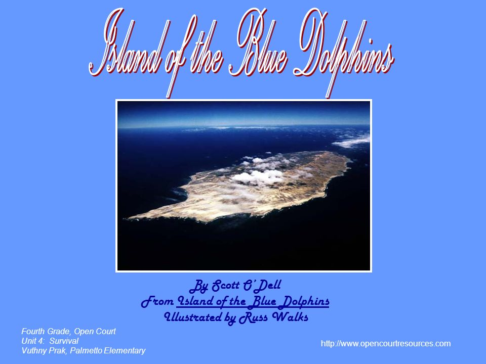 Island Of The Blue Dolphins Ppt Video Online Download