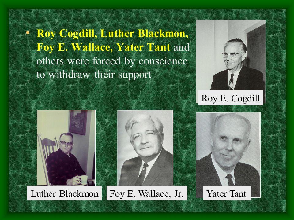 Roy Cogdill, Luther Blackmon, Foy E