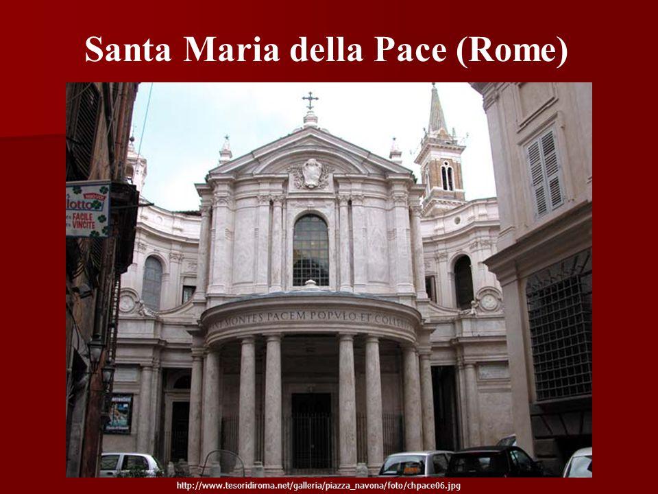 Santa Maria della Pace (Rome)
