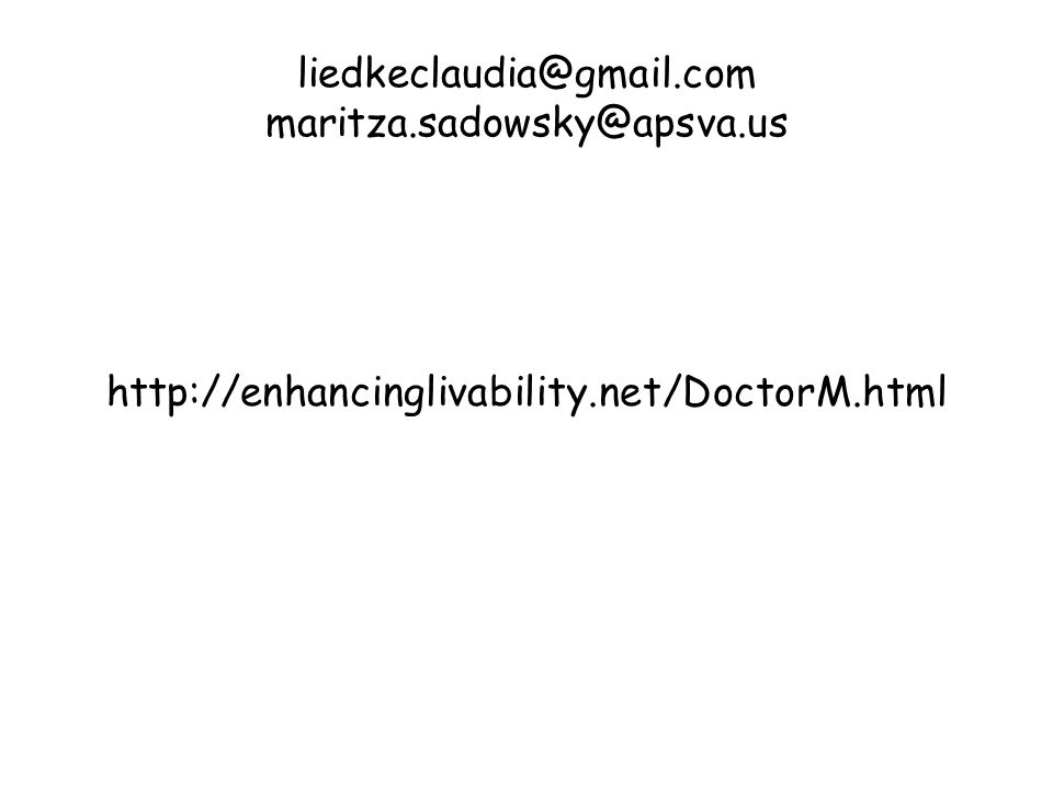 liedkeclaudia@gmail.com maritza.sadowsky@apsva.us