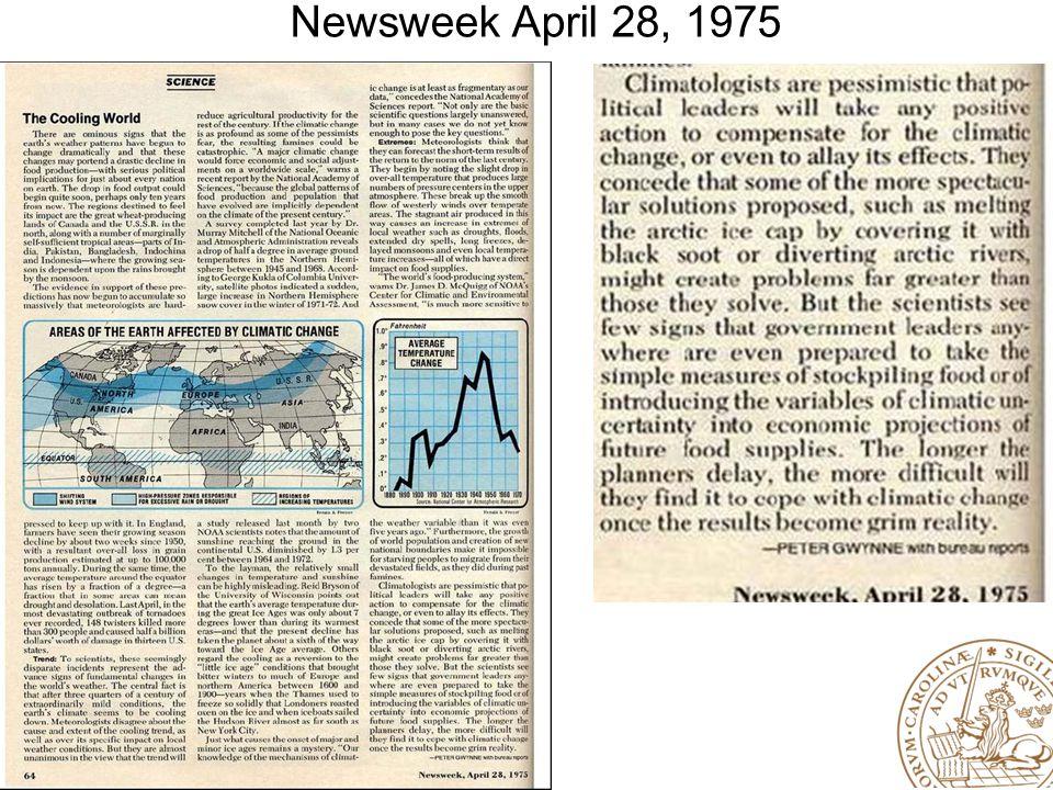 Newsweek April 28, 1975