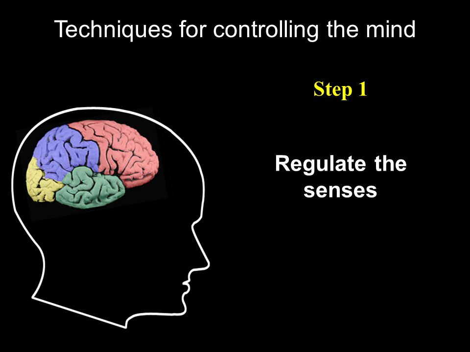 Techniques for controlling the mind