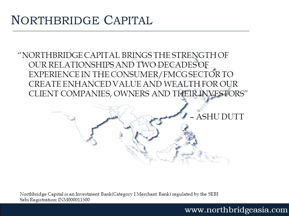 NORTHBRIDGE CAPITAL