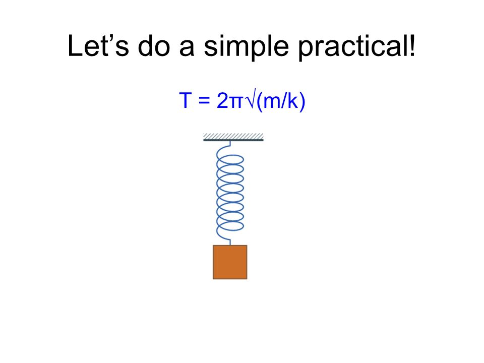 Let's do a simple practical!
