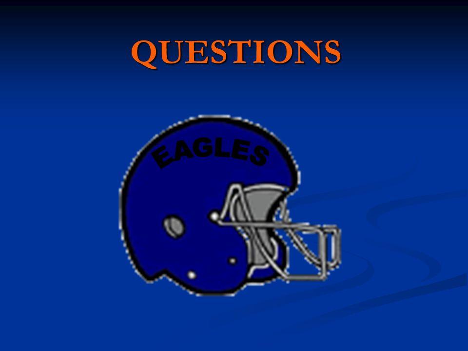 QUESTIONS EAGLES