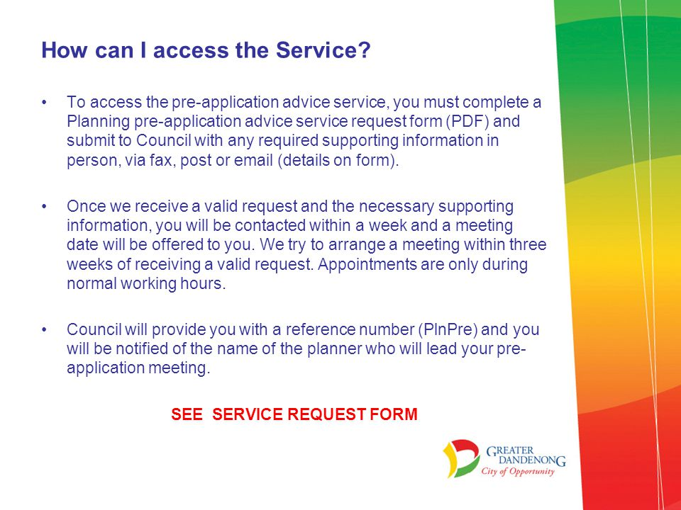 How can I access the Service