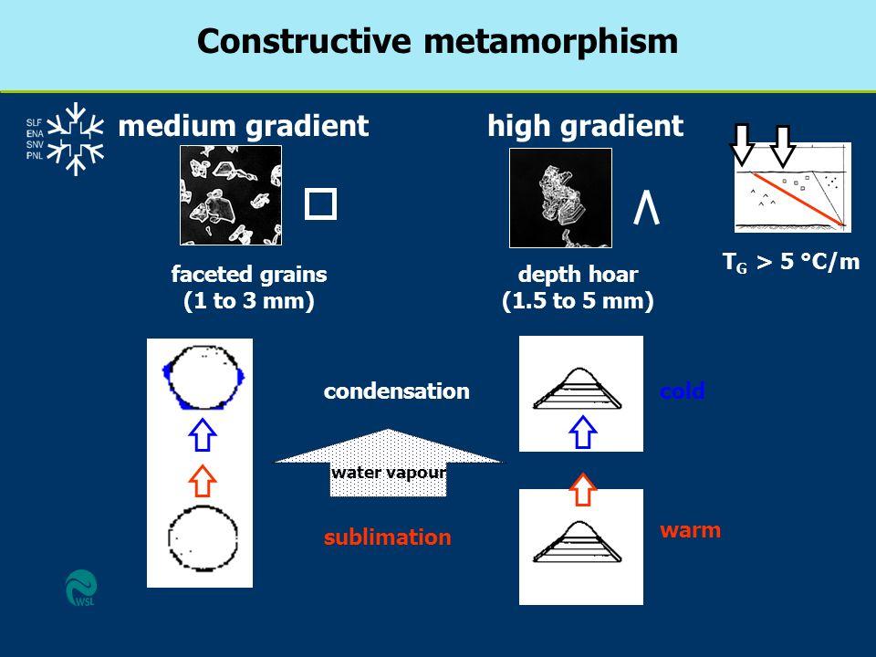 Constructive metamorphism
