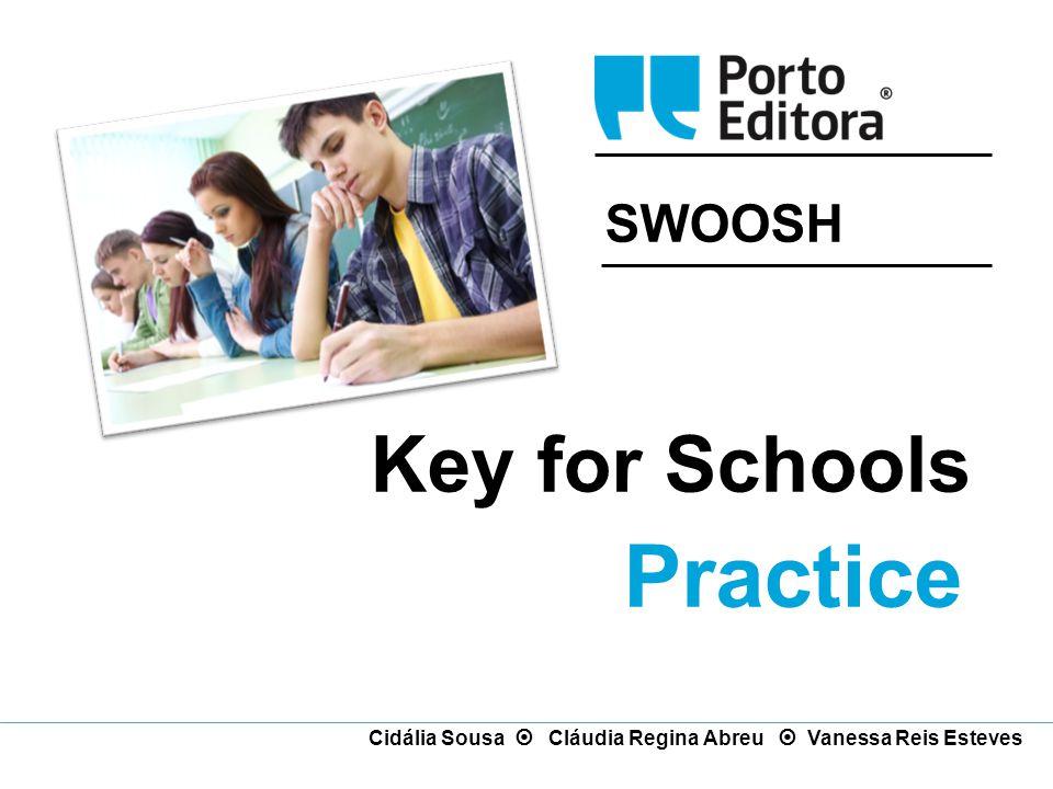 Practice Key for Schools SWOOSH