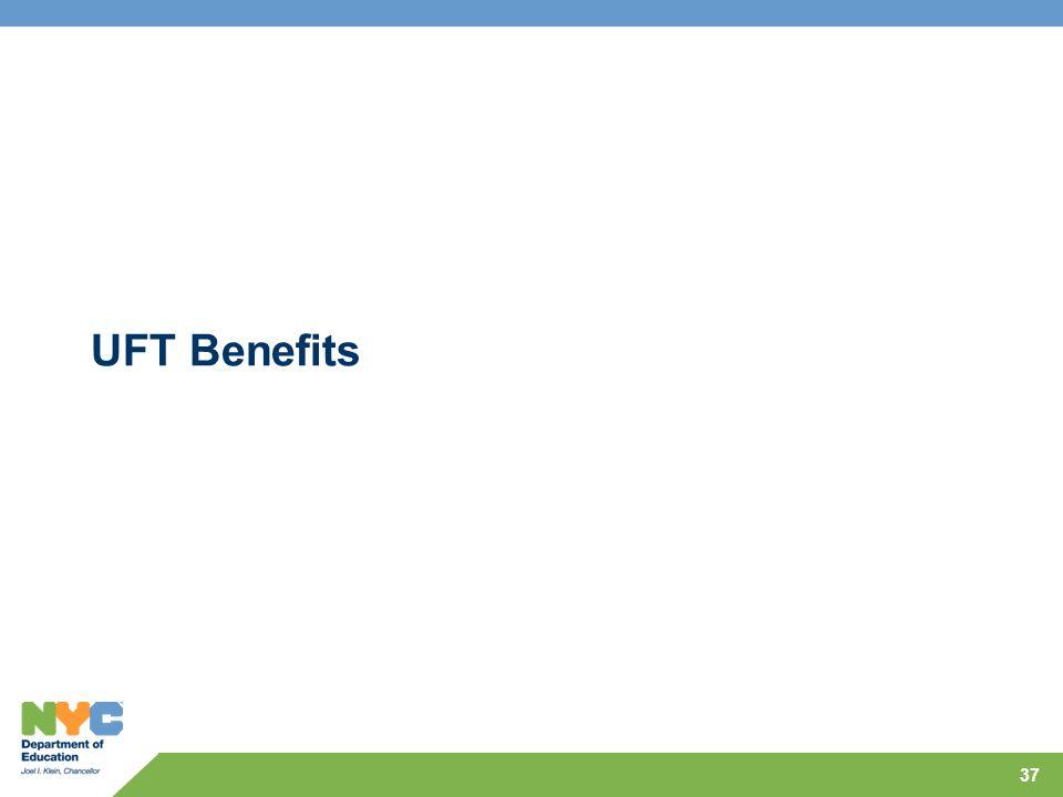 UFT Benefits