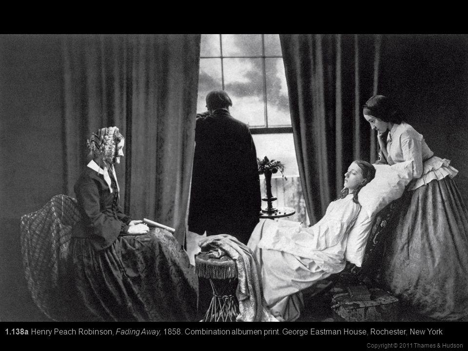 06/16/11 1.138a Henry Peach Robinson, Fading Away, 1858.