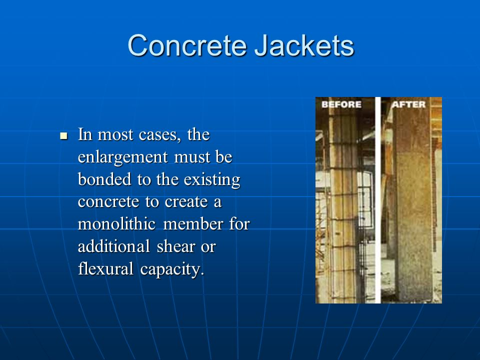 Concrete Jackets