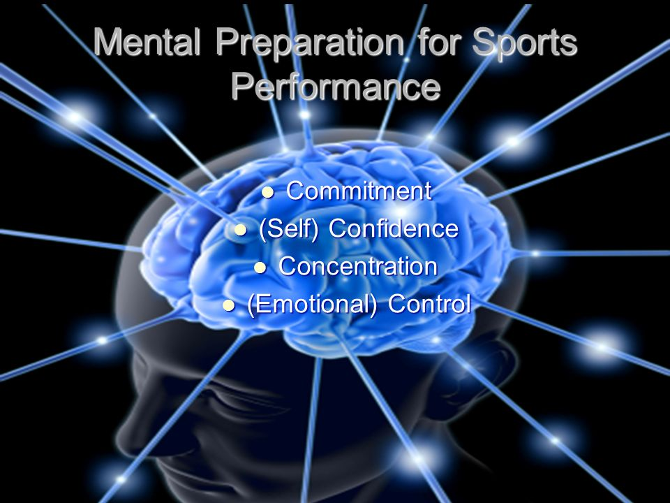 Mental Preparation for Sports Performance