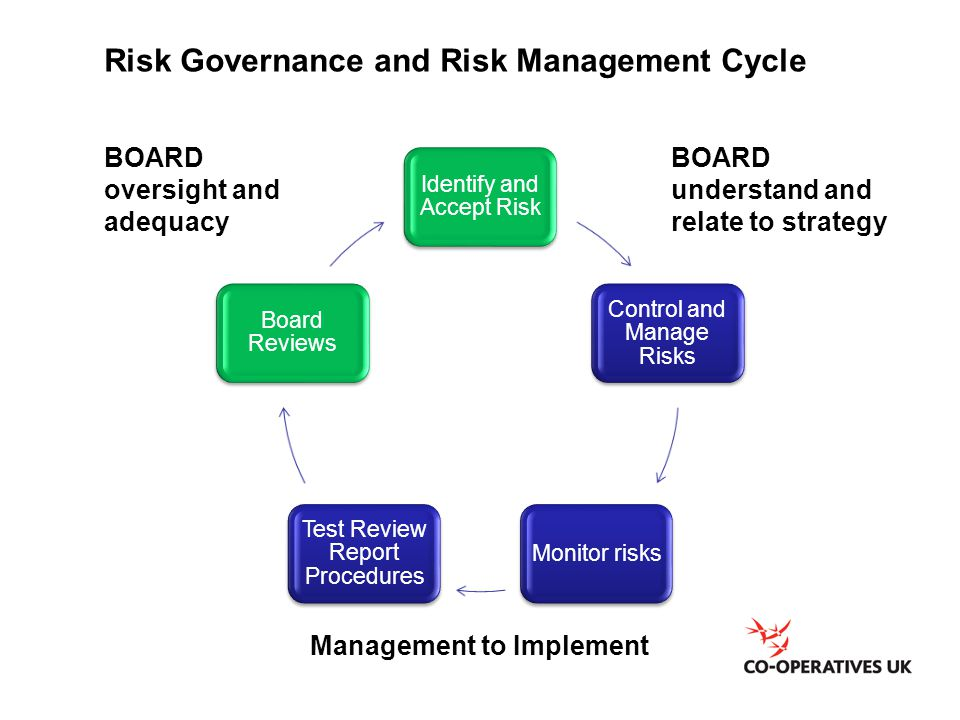 Risk Governance and Risk Management Cycle