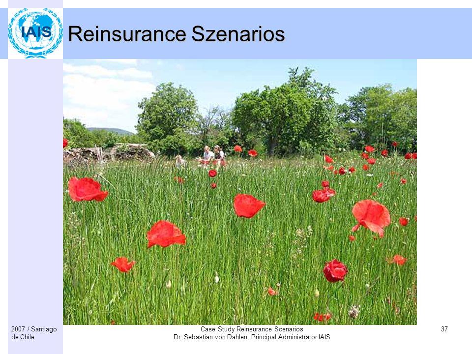 Reinsurance Szenarios