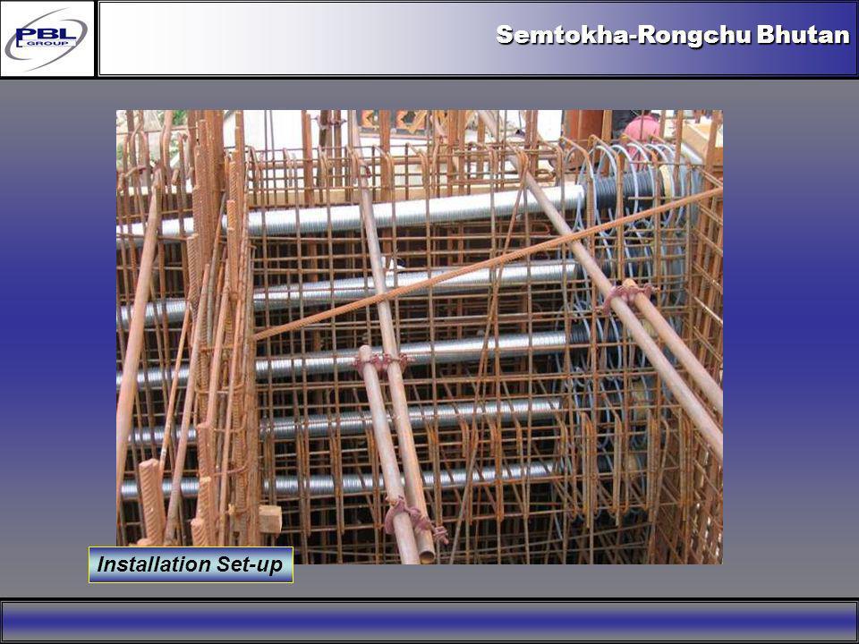 Semtokha-Rongchu Bhutan
