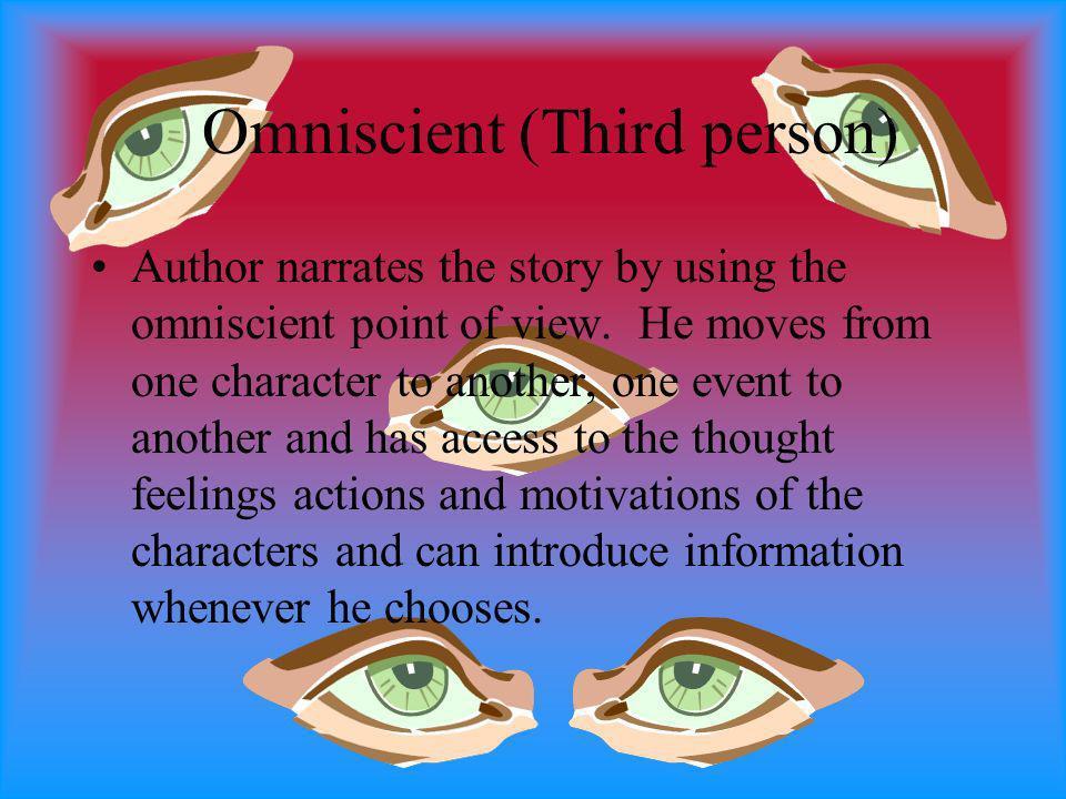 Omniscient (Third person)