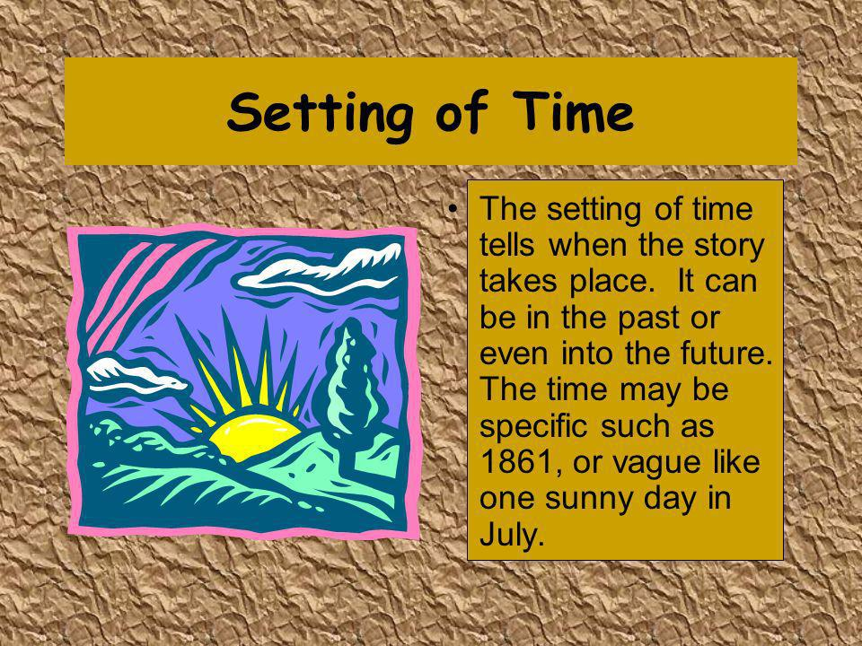 Setting of Time