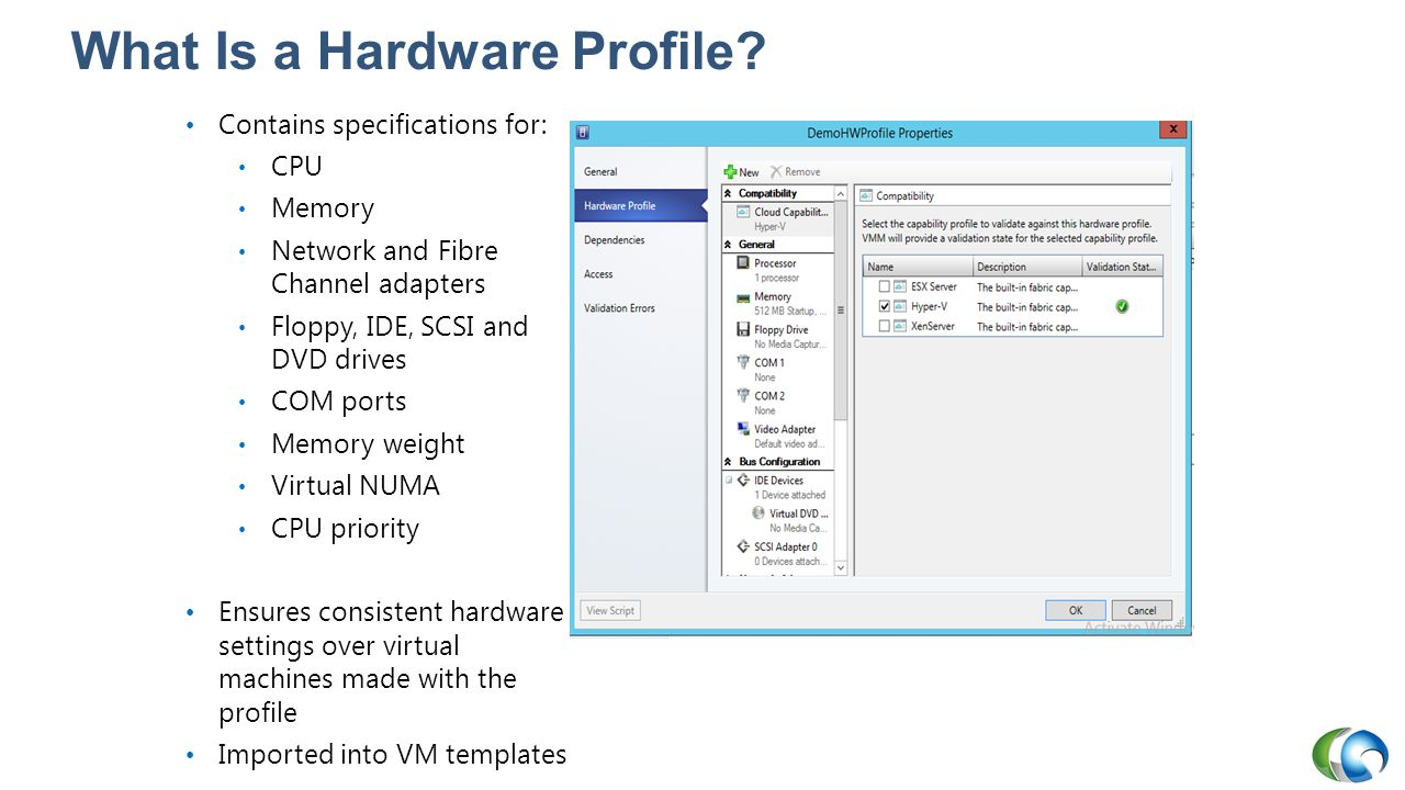 What Is a Hardware Profile