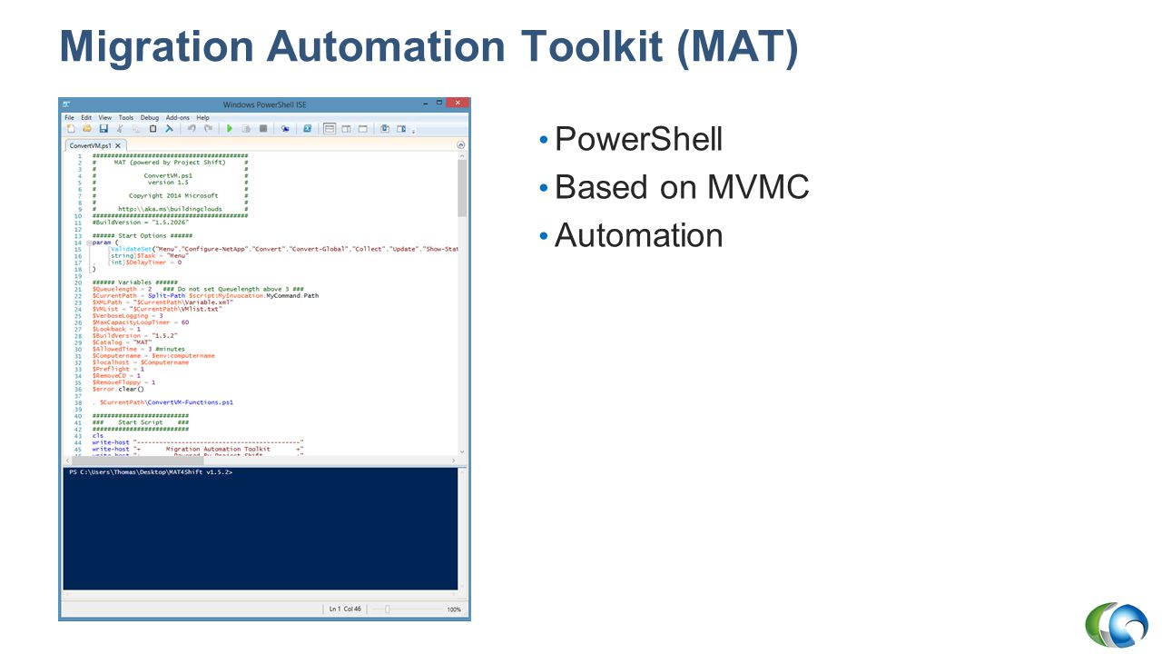 Migration Automation Toolkit (MAT)